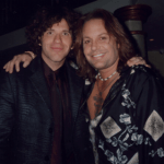 Zach with Vince Neil